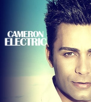 Electric (Melody Club song) - Image: Electric single cameron cartio