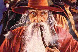 Elminster fictional character in the Forgotten Realms campaign setting for the Dungeons & Dragons fantasy role-playing game