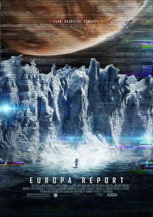 Europa Report - Theatrical release poster