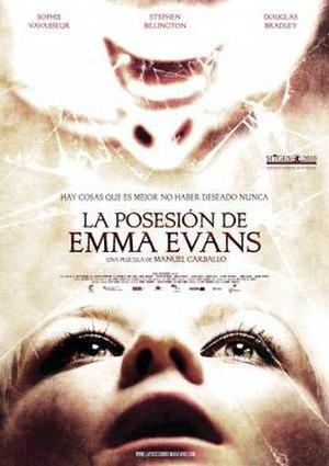 Exorcismus - Spanish film poster