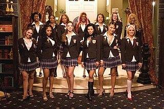 <i>Flavor of Love Girls: Charm School</i>