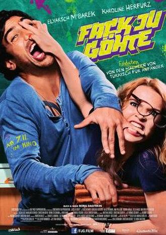 Fack ju Göhte - Theatrical release poster