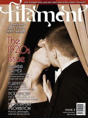 Filament (magazine) - June 2010 cover