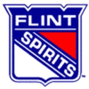 Flint Spirits - Image: Flint Spirits (IHL) 89 90 logo