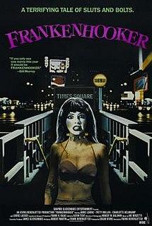 <i>Frankenhooker</i> 1990 film by Frank Henenlotter