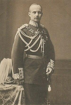 Frederick Francis IV, Grand Duke of Mecklenburg-Schwerin - Image: Frederick Francis IV, Grand Duke of Mecklenburg Schwerin