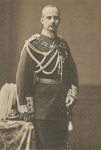 Frederick Francis IV, Grand Duke of Mecklenburg-Schwerin - Image: Frederick Francis IV, Grand Duke of Mecklenburg Schwerin