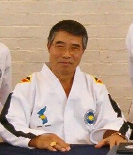 Rhee Ki-ha Martial artist