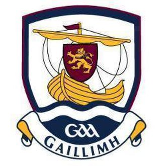 Galway GAA - Image: Galway GAA crest 2013