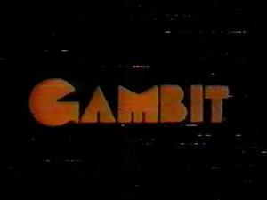 Gambit (game show) - Image: Gambit '80