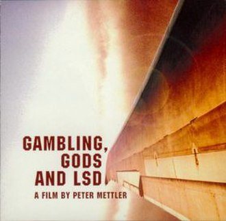 Gambling, Gods and LSD - Image: Gambling Gods&LSD albumcover