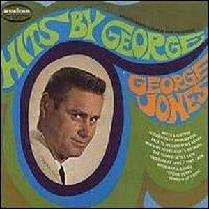 Hits by George - Image: Georgejones hits