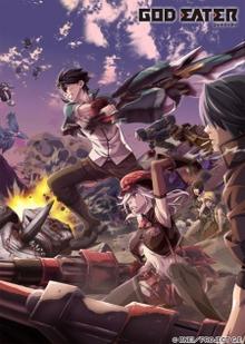 Animes e Animações - Página 27 220px-God_Eater_poster