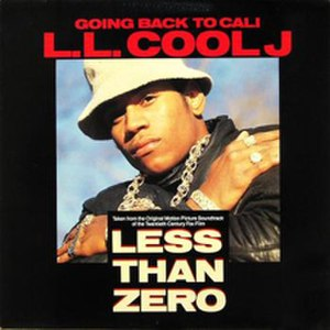Going Back to Cali (LL Cool J song) - Image: Goin Bacc 2 Cali
