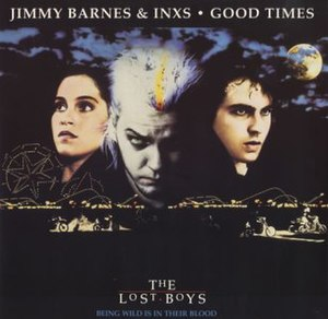 Good Times (The Easybeats song) - Image: Good Times INXS