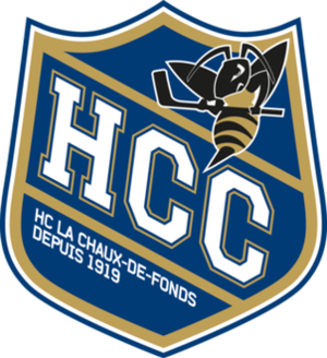 HC La Chaux-de-Fonds - Image: HC La Chaux de Fonds logo