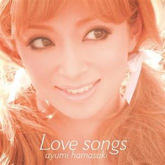 Love Songs (Ayumi Hamasaki album) - Image: Hamasaki Love Songs