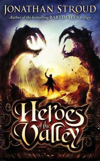Heroes of the Valley - First edition cover