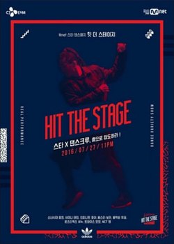 hit the stage wikipedia
