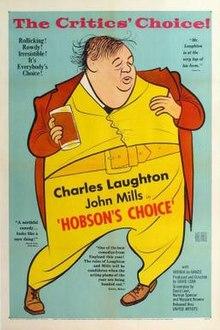 Hobsonov Izbor (1954)