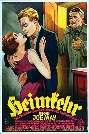 Homecoming (1928 film)