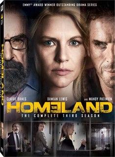 <i>Homeland</i> (season 3) season of television series