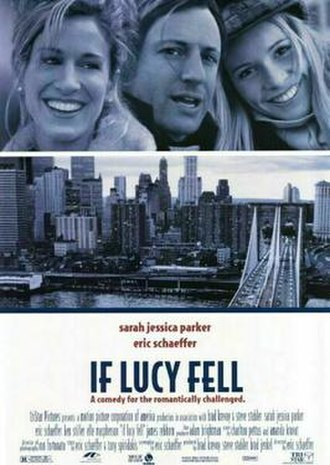 If Lucy Fell - Theatrical release poster