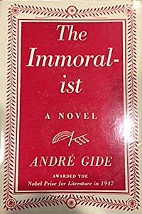 The Immoralist Penguin Classics cover