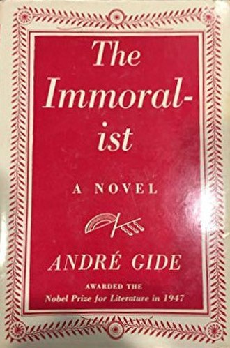 The Immoralist - Cover of the Penguin Classics edition