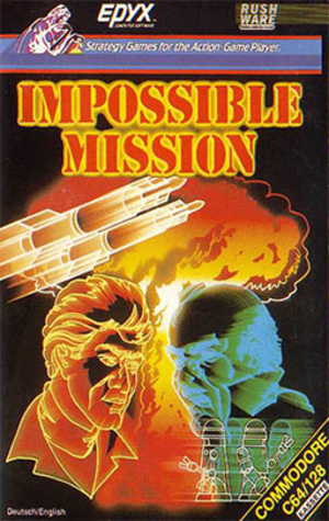 Impossible Mission - Cover art