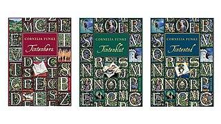 Inkheart trilogy 2003-2007 Three books by Cornelia Funke