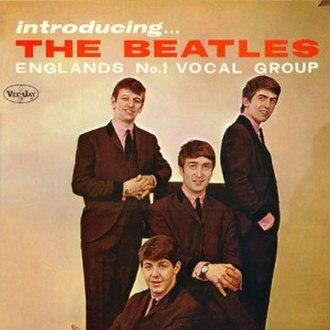 Introducing... The Beatles - Image: Introducingthe Beatles