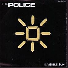 Invisible Sun Wikipedia