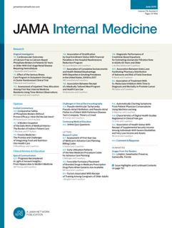 <i>JAMA Internal Medicine</i> Academic journal