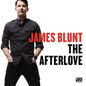 The Afterlove - Image: James blunt the afterlove