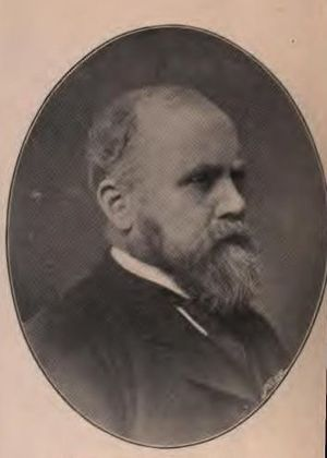 James Alexander Campbell (politician) - Campbell in 1895.