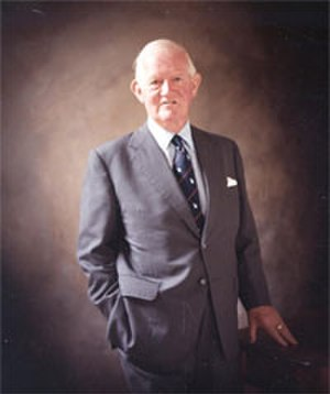 James Fletcher Jnr - Portrait of Sir James Fletcher Jnr
