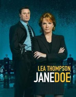 <i>Jane Doe</i> (film series) American made for TV film series for the Hallmark Channel between 2005 and 2008