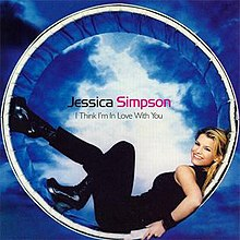 Jessica Simpson — I Think I'm in Love with You (studio acapella)