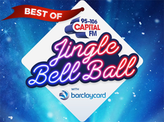 Jingle Bell Ball Annual concert in the UK