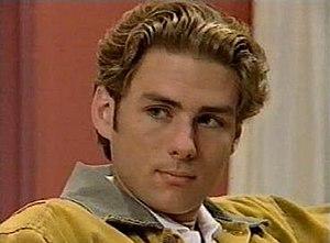 Jonathon McKenna - Jonathon as he appeared in 1994.