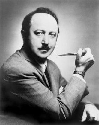 Joseph Auslander - Image: Joseph Auslander wth pipe