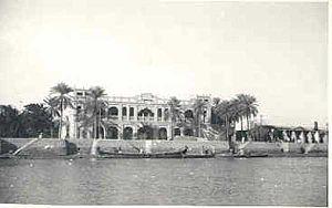 Sheikh Khazal rebellion - Image: Khazaliyeh Palace