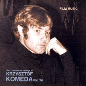 Krzysztof Komeda - The Complete Recordings of Krzysztof Komeda, Vol. 14. CD cover