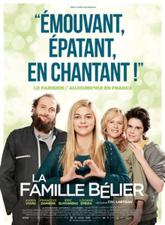 La Famille Bélier - Film poster