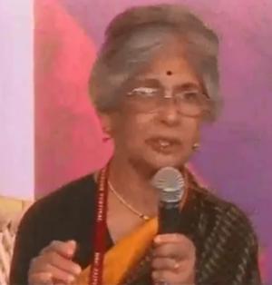 Lakshmi Holmström - Holmström at 2013 Jaipur Literature Festival