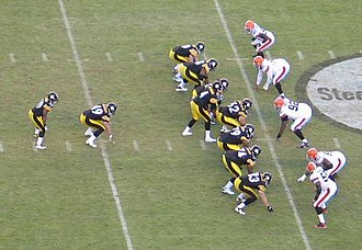 Byron Leftwich - Leftwich as a member of the Pittsburgh Steelers