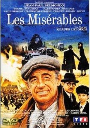 Les Misérables (1995 film) - Image: Les Misérables (1995 film)