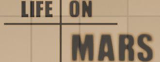 Life on Mars (UK TV series) - Life on Mars title card