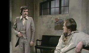 Whatever Happened to the Likely Lads? - Terry and Bob are arrested in One for the Road.